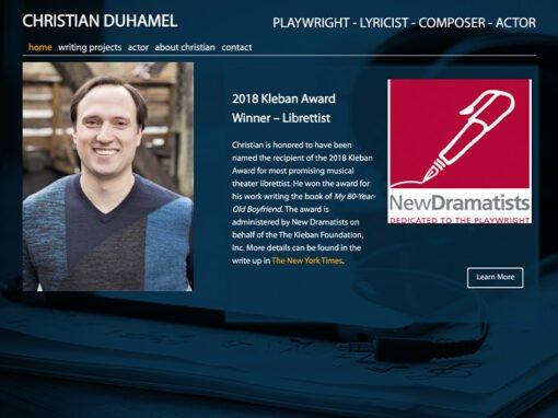 Christian Duhamel