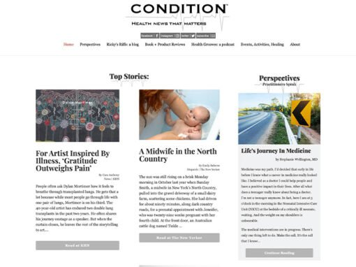 Condition Health News