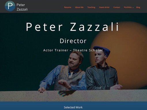 Peter Zazzali, Director