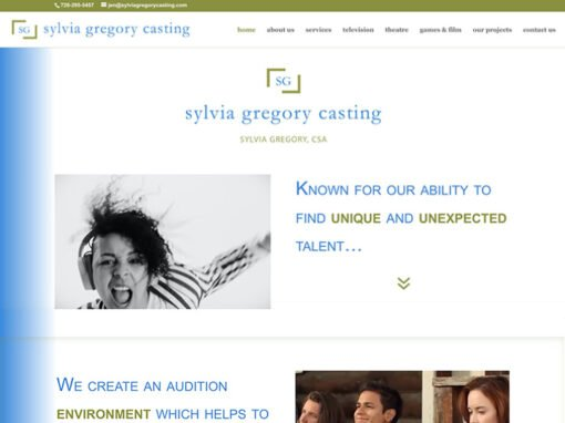 Sylvia Gregory Casting, CSA